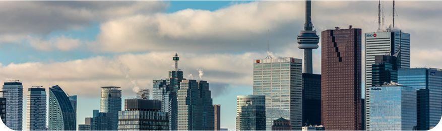 Toronto-Banner